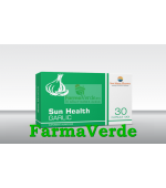 Sun Health Garlic Usturoi 30 capsule moi Sun Wave Pharma