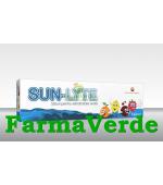 Sun-Lyte Saruri pentru rehidratare orala 8X4 plicuri Sun Wave