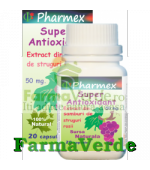 SUPER ANTIOXIDANT 20 capsule Pharmex