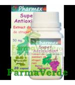 SUPER ANTIOXIDANT 20 capsule Pharmex