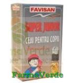 Ceai SUPER JUNIOR 20 doze Favisan