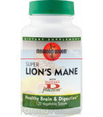SUPER LION'S MANE 120 tablete vegetale Secom