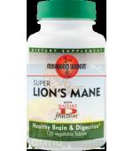 SUPER LION'S MANE 120 tablete vegetale Secom