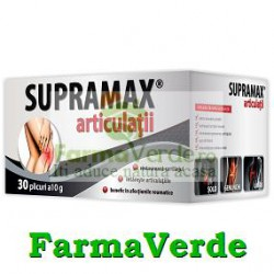 Zdrovit SUPRAMAX ARTICULATII 30 doze