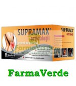 Zdrovit Supramax Articulatii aroma de piersica X 30 plicuri