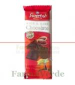 Sweetab Ciocolata Dietetica Amaruie 60 gr Bis Nis