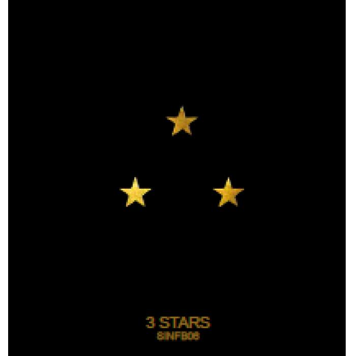 Tatuaj Aur 3 STARS Stele 24 K SinGold Italia