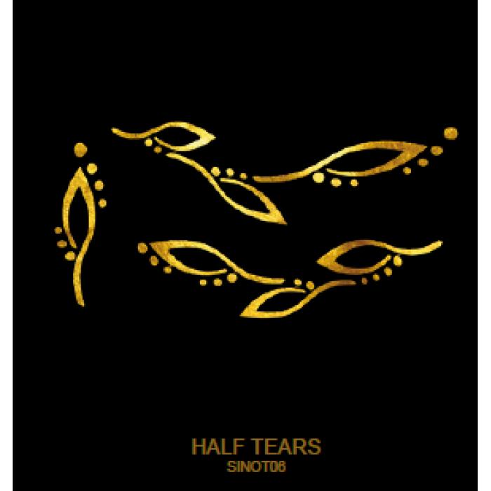 Tatuaj Aur HALF TEARS AUR 24 K SinGold Italia Tattoos