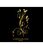 Tatuaj Aur FLOWER EVOLUTION AUR 24 K SinGold Italia Tattoos