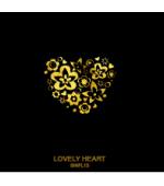 Tatuaj Aur LOVELY HEART AUR 24 K SinGold Italia Tattoos