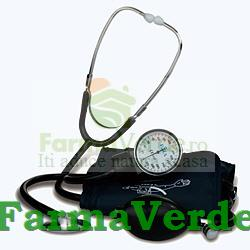 Trusa tensiometru aneroid cu stetoscop FORA P91 Bioexpert