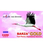 Test Sarcina Barza Card Inter Hospital