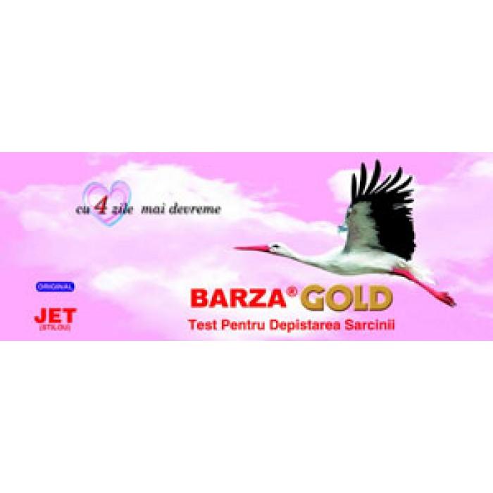 Test Sarcina Barza Jet Inter Hospital