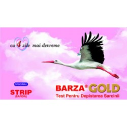 Test Sarcina Barza Strip Banda Inter Hospital