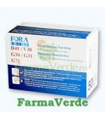 Teste Glicemie 50 bucati Fora Bioexpert
