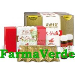 Tien Hsien Liquid Cancer 20 fiole antitumoral China- Japan Secom
