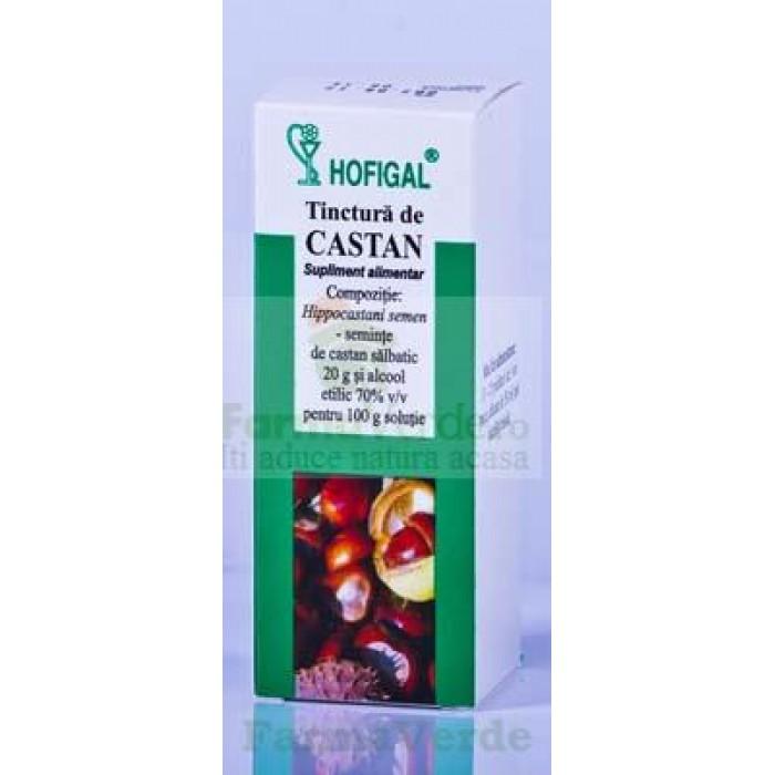 Tinctura de Castan 50 ml Hofigal