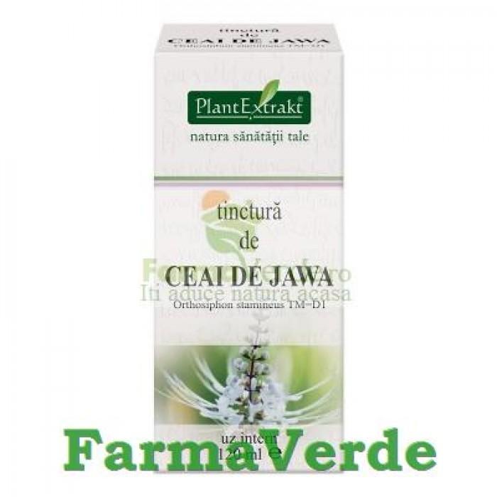 Tinctura de ceai de Jawa 30 ml Plantextrakt