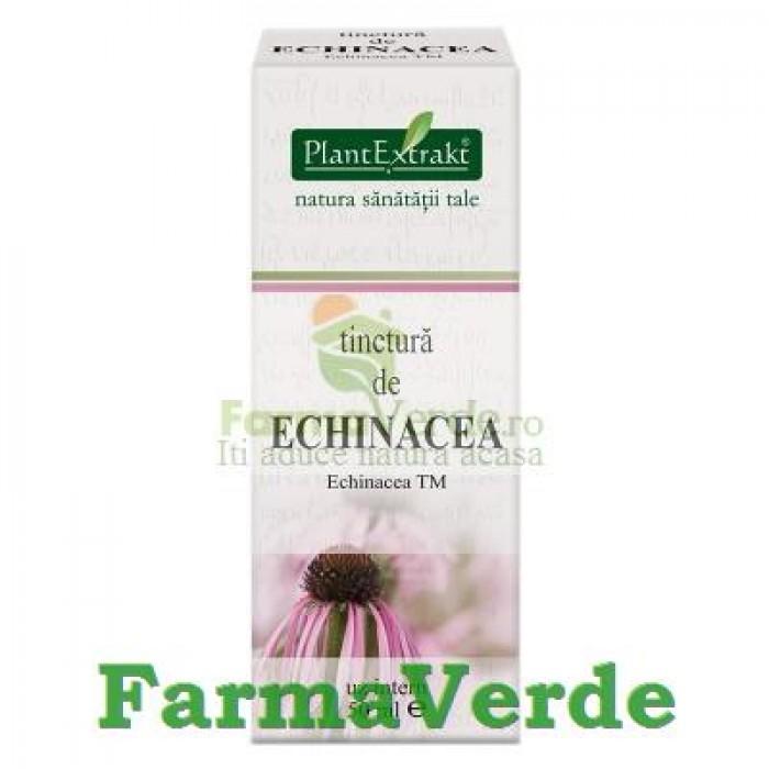 Tinctura de echinacea 30 ml Plantextrakt