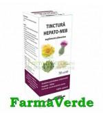 Tinctura HEPATO-MEB 50 ml Mebra