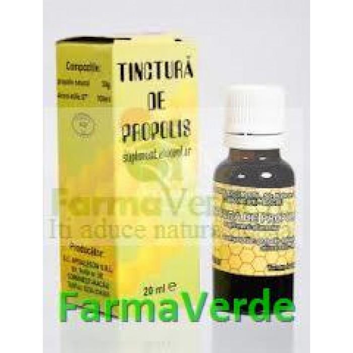 Tinctura de Propolis 20 ml Apidela Euro Apicola