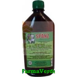 Tinctura de Spanz 500 ml Faunus Plant
