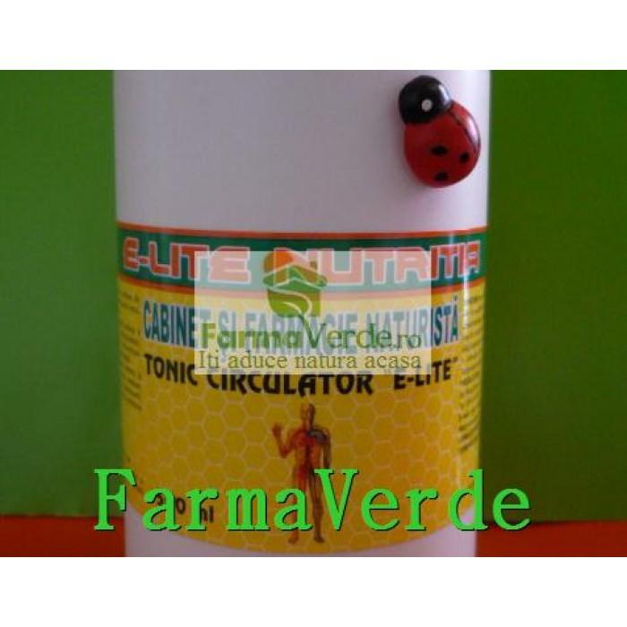TONIC CIRCULATOR 500 ml E-LITE NUTRITIA