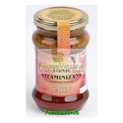 Tonic Vitaminizant 400Gr Miere,Polen,Macese Natural Jajin