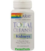 Total Cleanse Kidneys 60 Capsule Solaray Secom