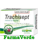 Trachisept Mentol + Eucalipt 16 Cpr Ozone Labormed