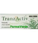 TRANZACTIV efect laxativ 20cpr Health Advisors