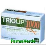 Triolip 1000 30cps inlaturarea colesterolului Triopharma
