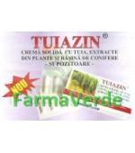 Tuiazin Extract de Tuia Supozitoare 10 buc 1,5gr Elzin Plant