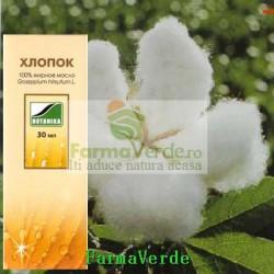 Ulei de bumbac 30 ml - uz extern Cosmetica Verde