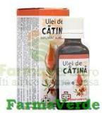 Ulei de catina - 30 ml Quantum Pharm