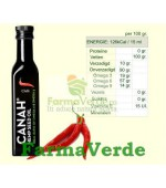 CANAH HEMP OIL CHILLI 250 ml Ulei Canepa cu Chili