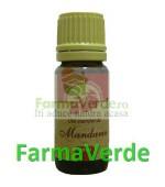 Ulei Esential de Mandarin 10 ml Herbavit