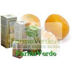 Ulei esential de mandarin 10 ml uz extern Cosmetica Verde