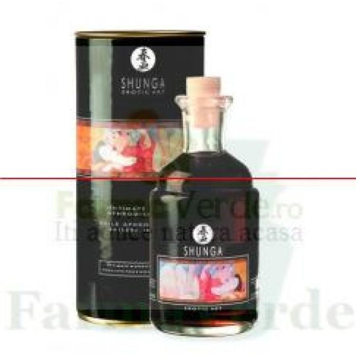 Ulei masaj Shunga Ciocolata 100 ml Razmed Pharma