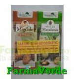 PACHET!! Ulei Macademia 30 ml+Ulei Migdale 30 ml GRATIS!