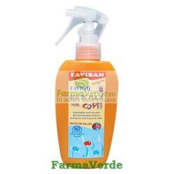Ulei de plaja copii SPF 50 125 ml Favisan