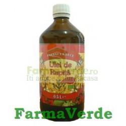 Ulei din seminte de Rapita 100% natural 500 ml Herbavit