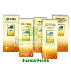Ulei de soia 50 ml uz extern Cosmetica Verde