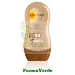 Ulei Protectie Solara Spray Tan SPF 30 150 ml Elmiplant Sun