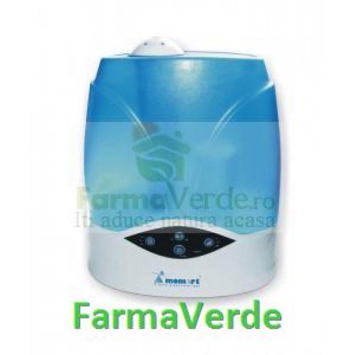 Umidificator pentru aer cu ionizator Momert 1811 Abi Solutions