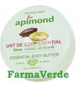 Unt de Corp Esential Shea Cacao Avocado BIO 200ml Apimond