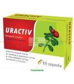 Uractiv Stop Infectii Urinare! 21 capsule Fiterman Pharma