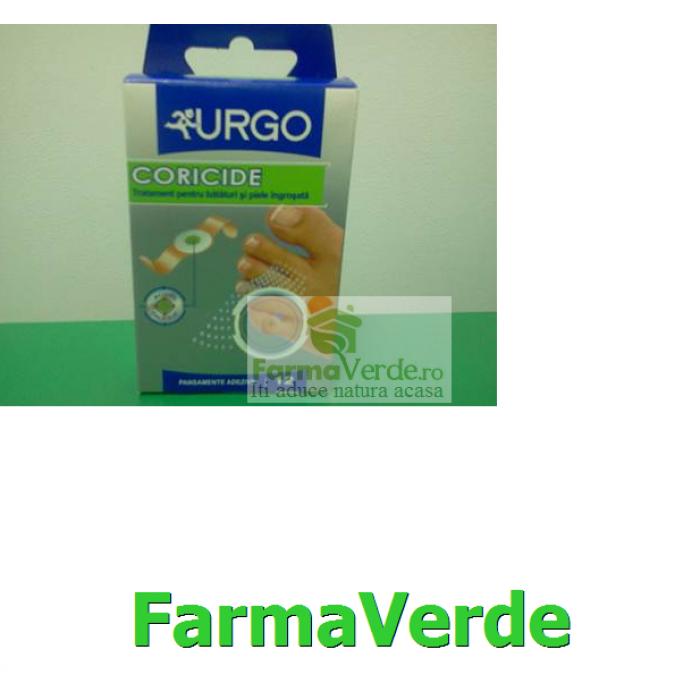 Urgo Coricide Antibataturi 12 buc