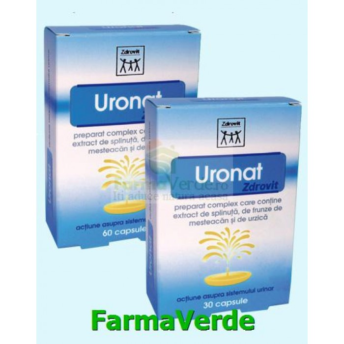 Zdrovit Uronat 60 tablete