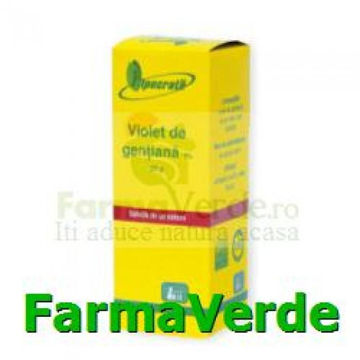 Violet de gentiana 1% 25g Hipocrate